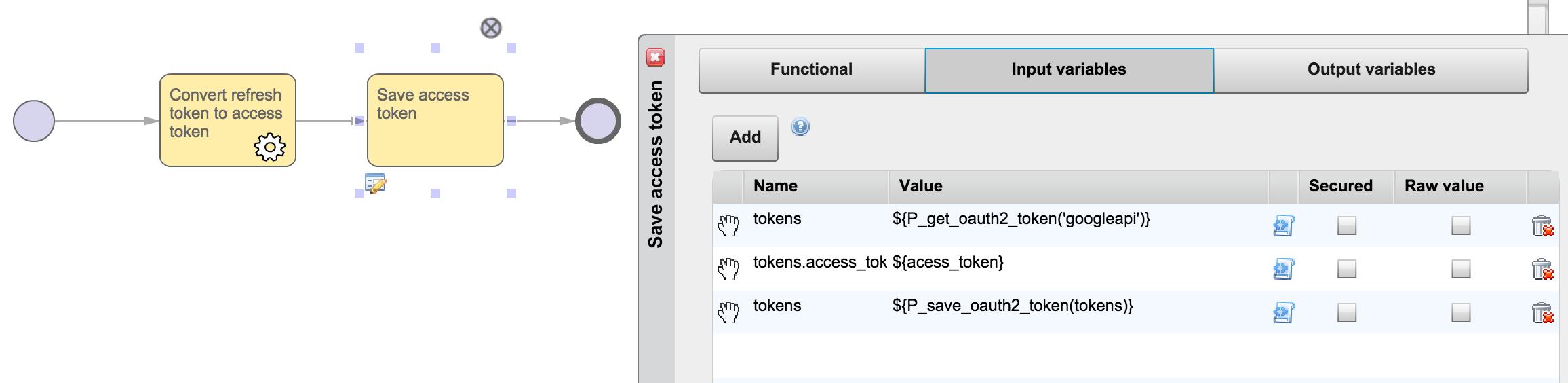 runmyprocess user guide » dropbox integration using oauth 2.0